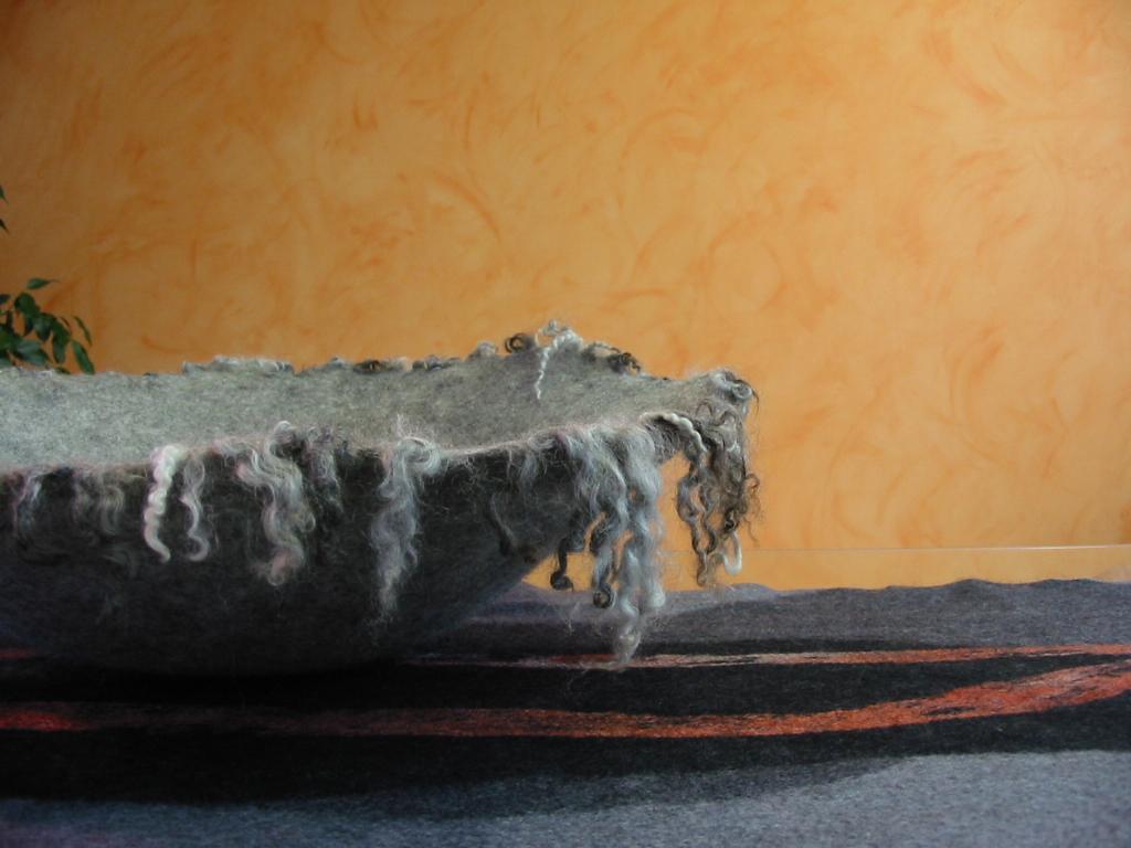 Schale mit Gotlandlocke