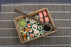 Sushi -Box to go
