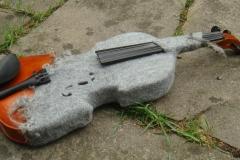 Violine (8) Ausschnitt
